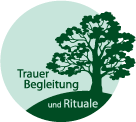 Trauerbegleitung und Rituale Logo